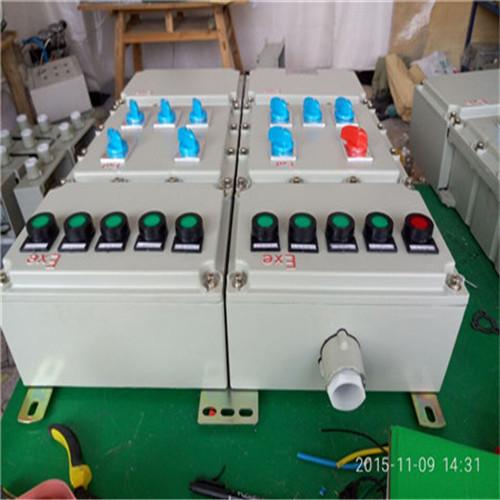 防爆配电箱实际操作中,有哪些操作是不当的呢?