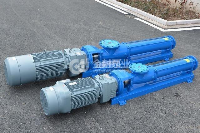 螺杆泵抽油不良的修理