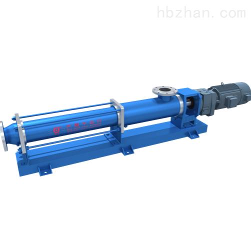 螺杆泵工作原理、特点及适用场合,看完就算了解螺杆泵了!