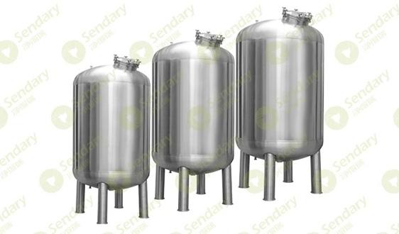 纯化水设备中储罐选用注意事项!