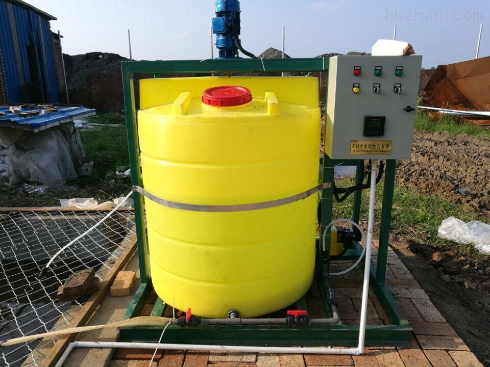 加药装置的计量泵常见问题及解决