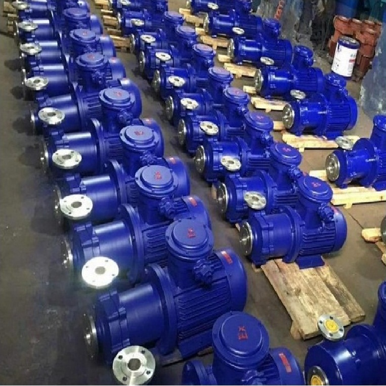 造成不锈钢磁力泵腐蚀的原因有哪些?