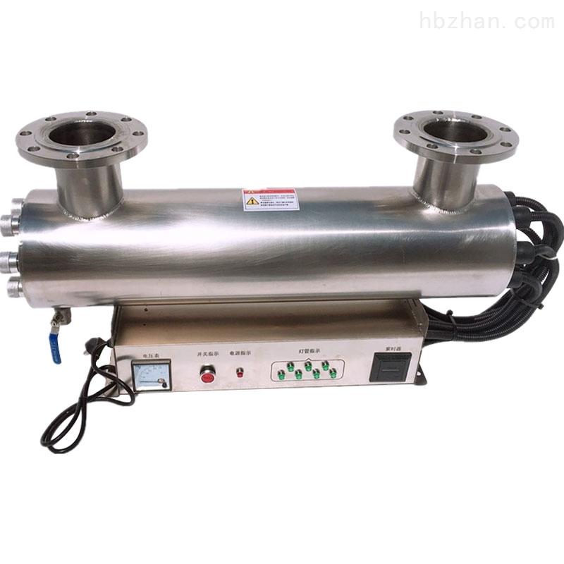 管道式紫外线消毒器对于剂量的计算方式介绍