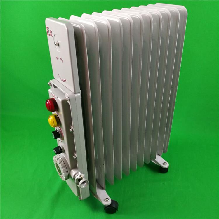 BDR-1.5/7YR防爆电热油汀1.5KW7片