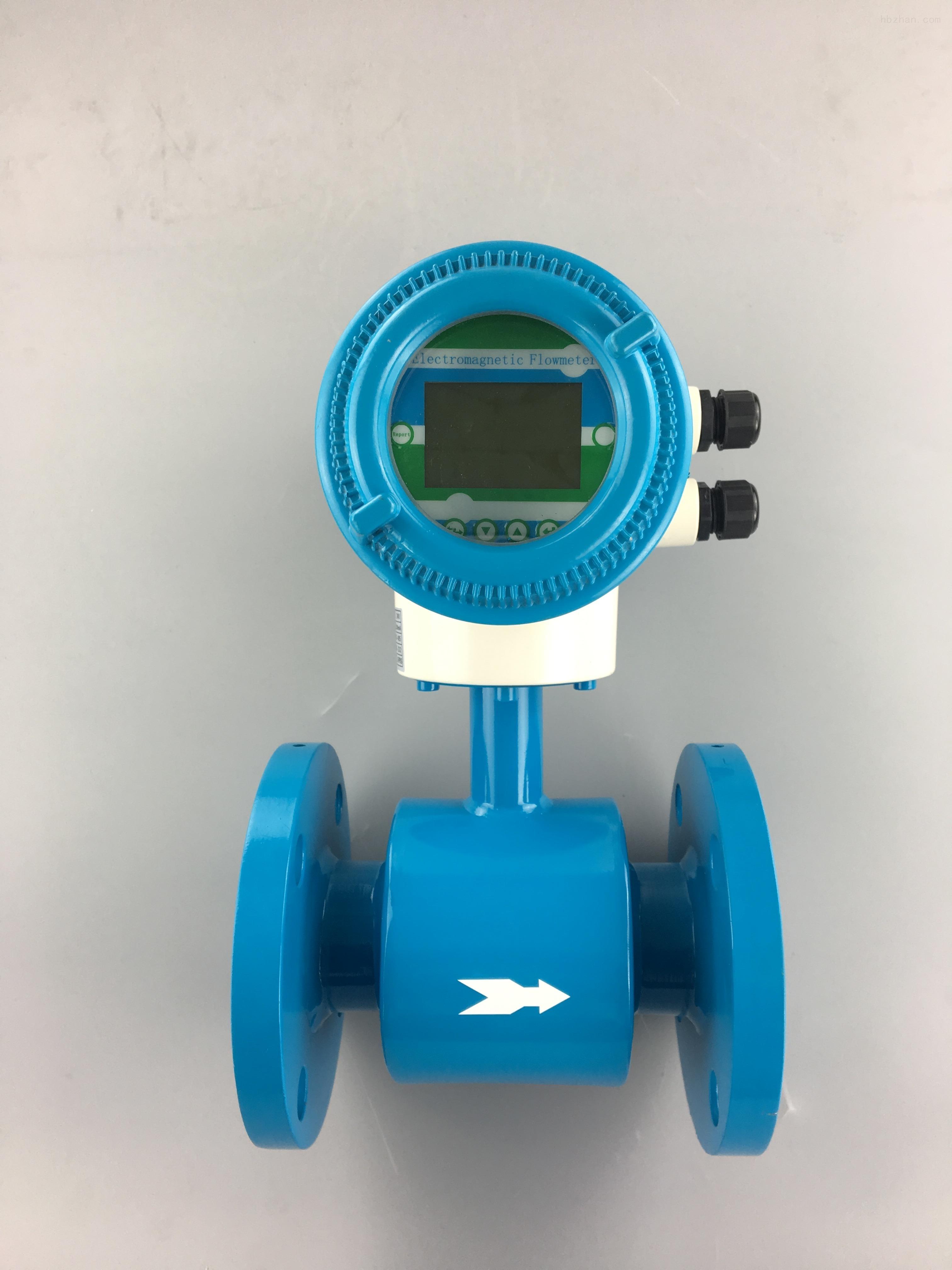 電磁流量計在選型和安裝上應注意事項