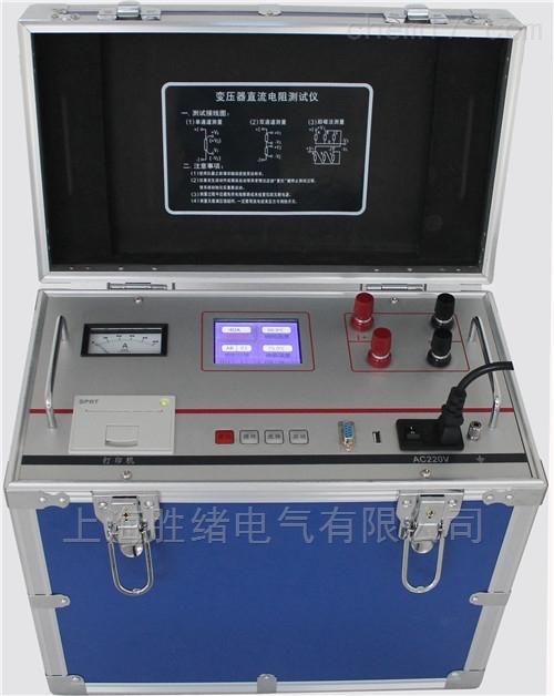 变压器直流电阻测试仪的日常保养与维护