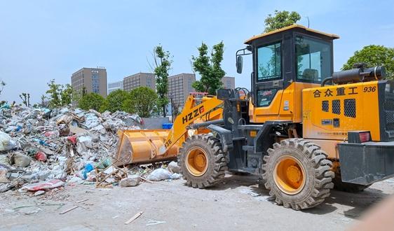 3.27亿元!襄阳市建筑垃圾资源化处理再生利用建设项目(一期)公开招标