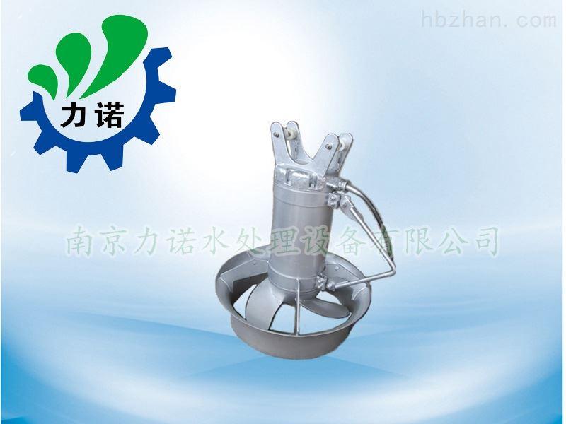哪些要素决定着冲压式潜水搅拌机的选型?