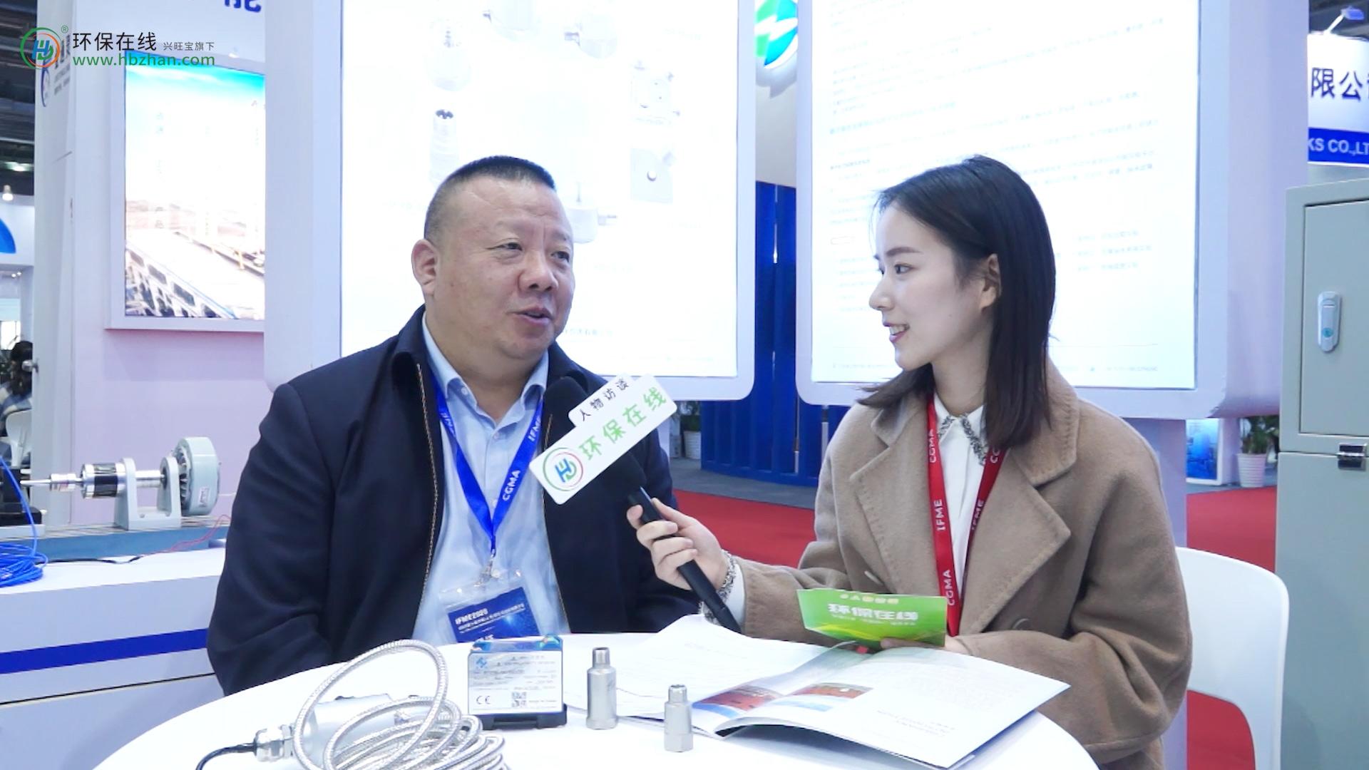 專訪︰無錫市厚德自動化儀表有限公司董事長徐志強
