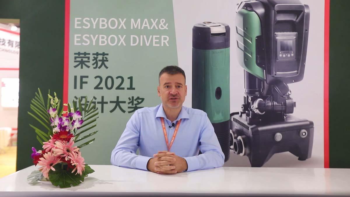 ESYBOX MAX & ESYBOX DIVER 新品发布会