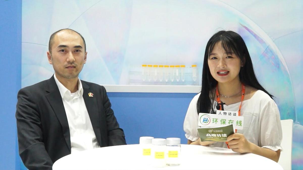專訪:瓦克化學(中國)有限公司大中華區業務總監徐帆