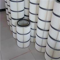 自潔式空氣過濾器濾芯