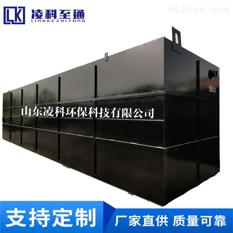 吕梁地埋式一体化预制泵站工艺流程