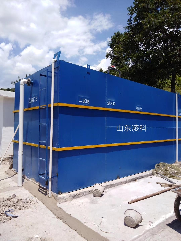 沧州城市低洼预制泵站安装步骤