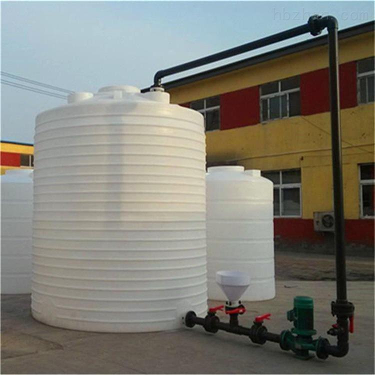 苏州6吨PE水箱  烧碱储蓄罐