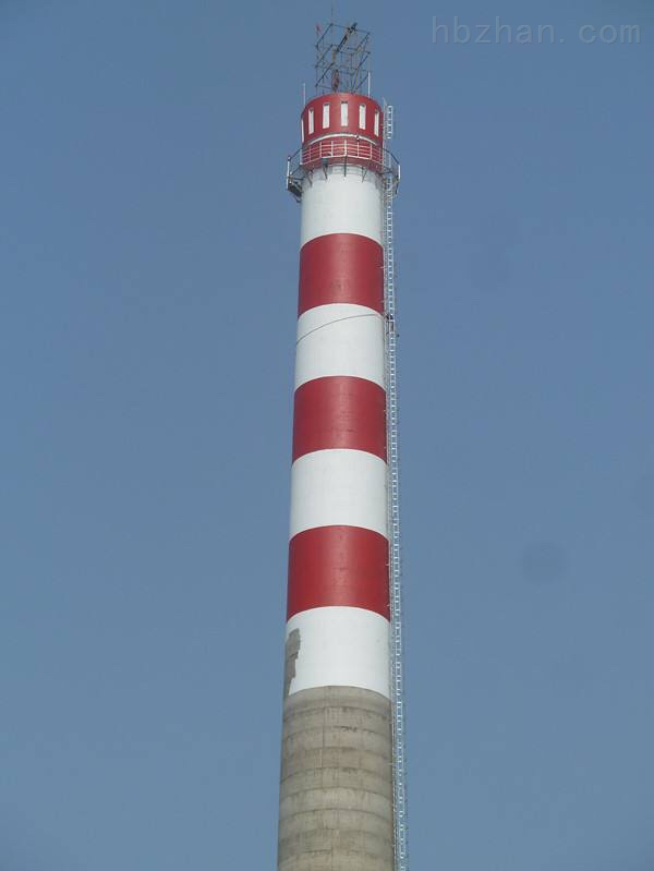 石家庄烟囱粉刷公司-石家庄刷烟囱刷油漆公司