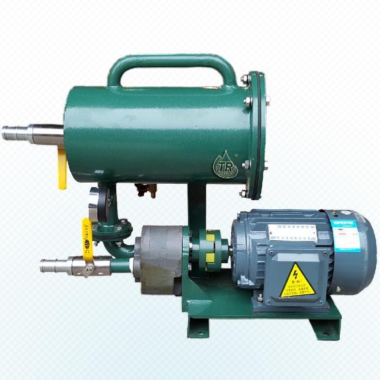 YLA手提便携式滤油机