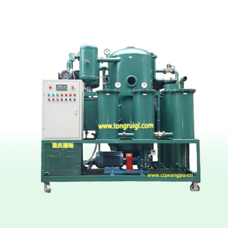 ZJA-150变电系统真空抽气过滤双级真空滤油机