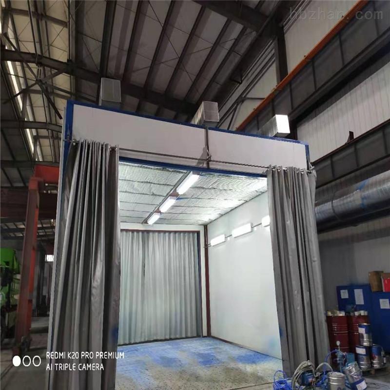 六安喷漆房废气处理设备专业定制