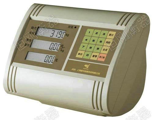 XK3190-A26地磅显示器