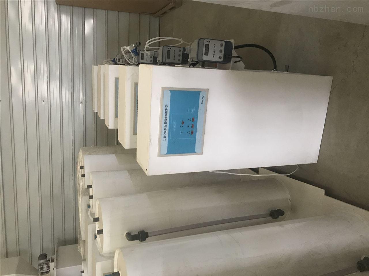 淄博净水一体化设备型号