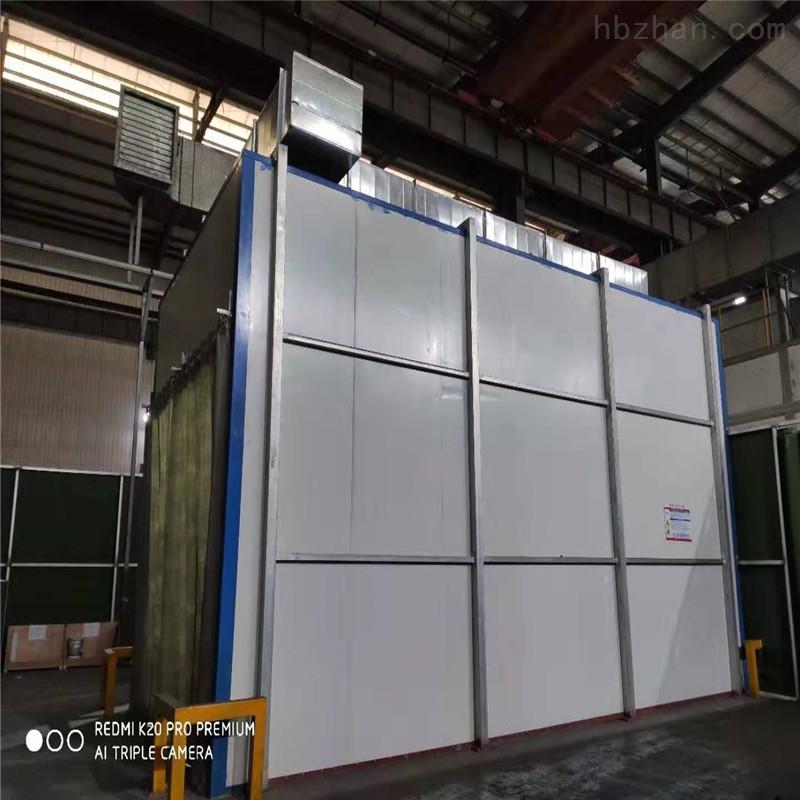 淮北烤漆房废气处理设备厂家