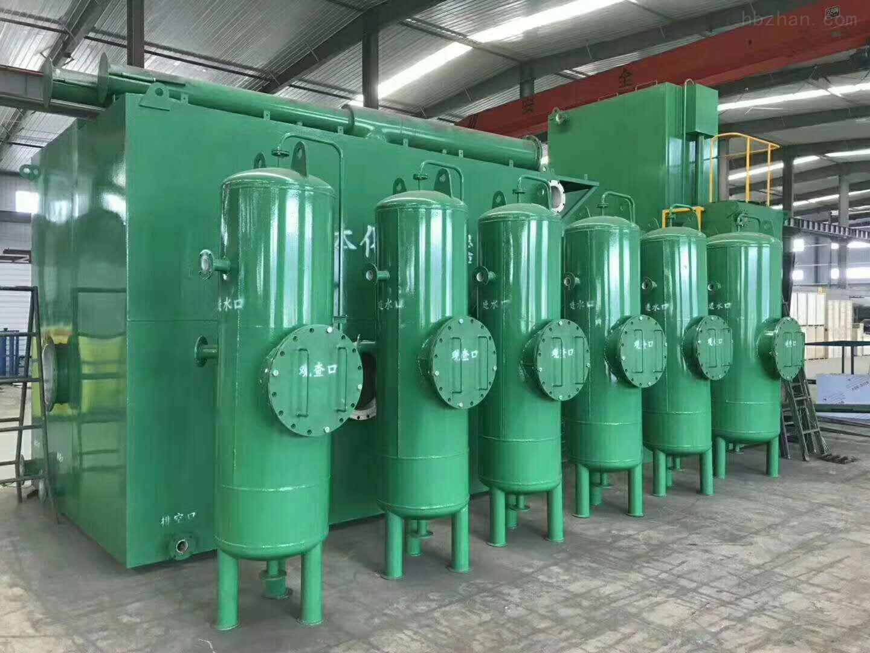 枣庄地埋式污水处理一体化厂家价格