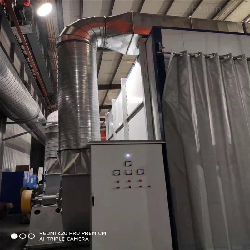 淮南喷漆房废气处理设备专业定制