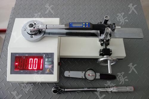 10-100N.m扭力扳手检定仪