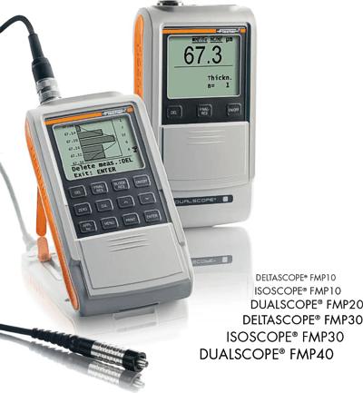 DUALSCOPE FMP20两种测量两用涂层测厚仪