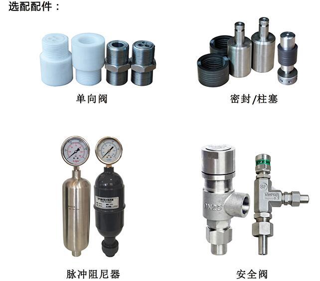 柱塞计量泵配件