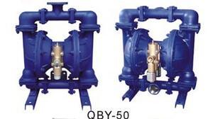 QBY-50<strong><strong><strong><strong><strong><strong>不銹鋼氣動隔膜泵</strong></strong></strong></strong></strong></strong>