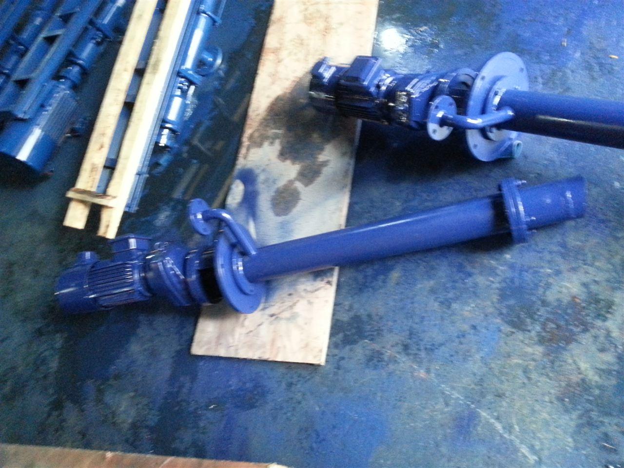 立式浓浆泵