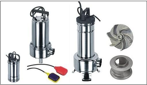 耐高溫潛水泵