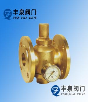 黄铜蒸汽减压阀