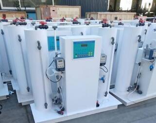CYFB标准型二氧化氯发生器