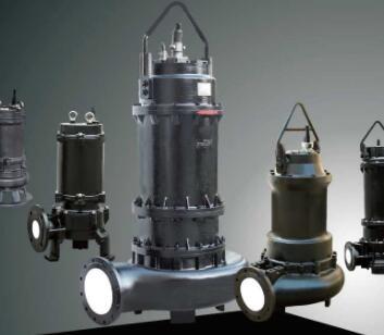WQ污水潜水泵