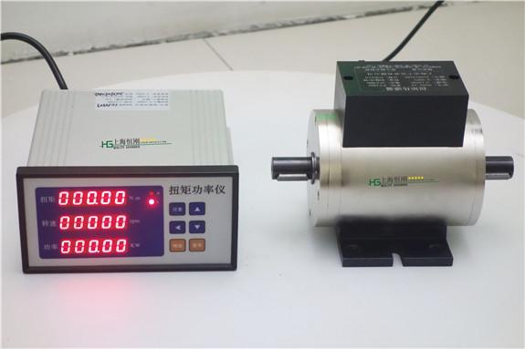 动态电机扭力功率转速测量仪