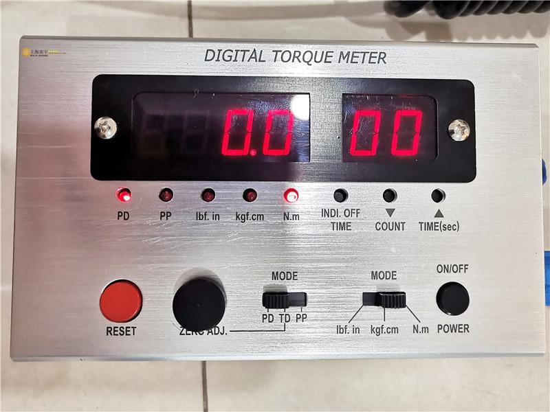 锂电池冲击扳手力矩测试仪