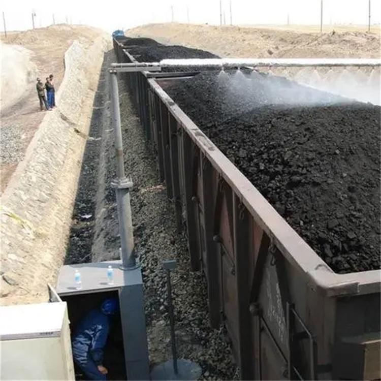 铁路煤炭运输抑尘剂环保材料