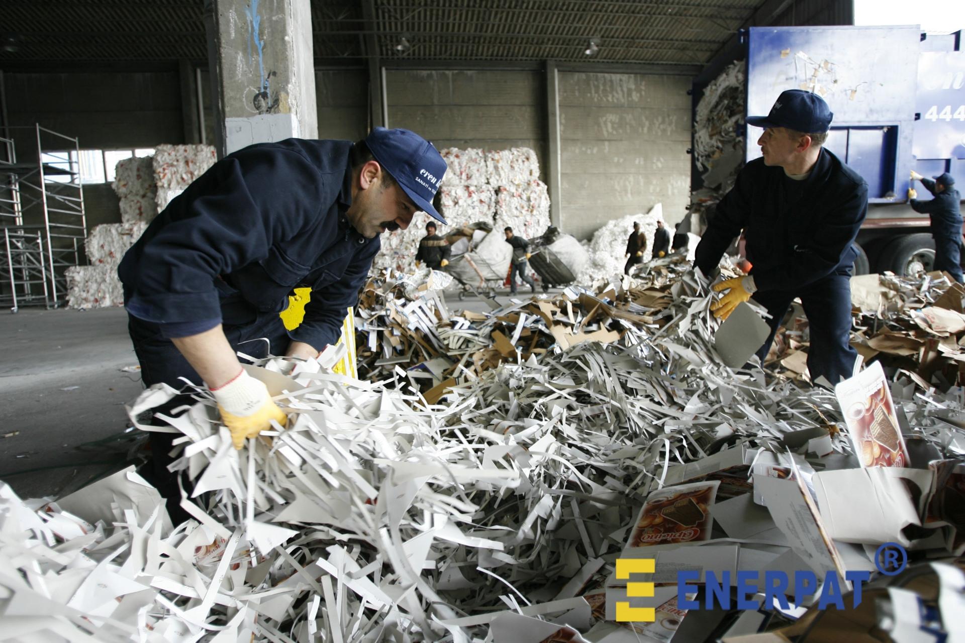工业垃圾破碎机