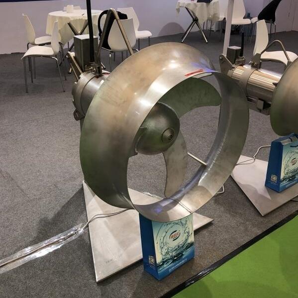 潛水攪拌器