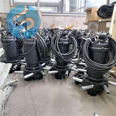 QXB南京兰江潜水式离心曝气机生产厂家