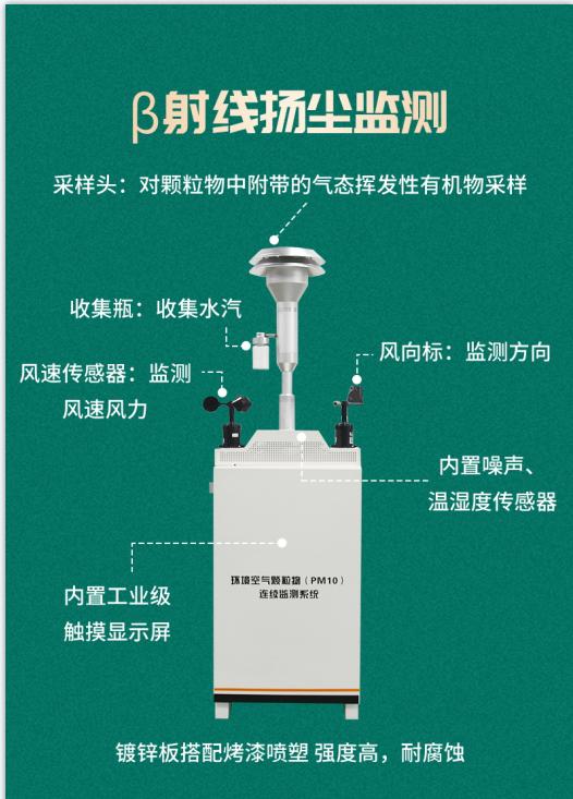 扬尘噪声监测仪多少钱