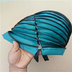拉链式液压杆防尘罩