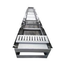 如克GSHP-1200污水处理设备GSHP回转耙式格栅去污机