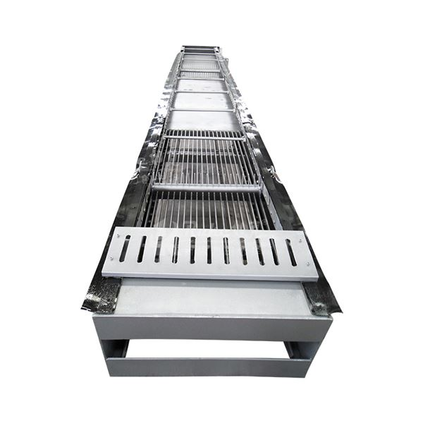 GSHP1900 型回转耙式格栅除污机