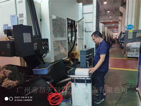 加工中心油水分离机解决切削液发臭问题