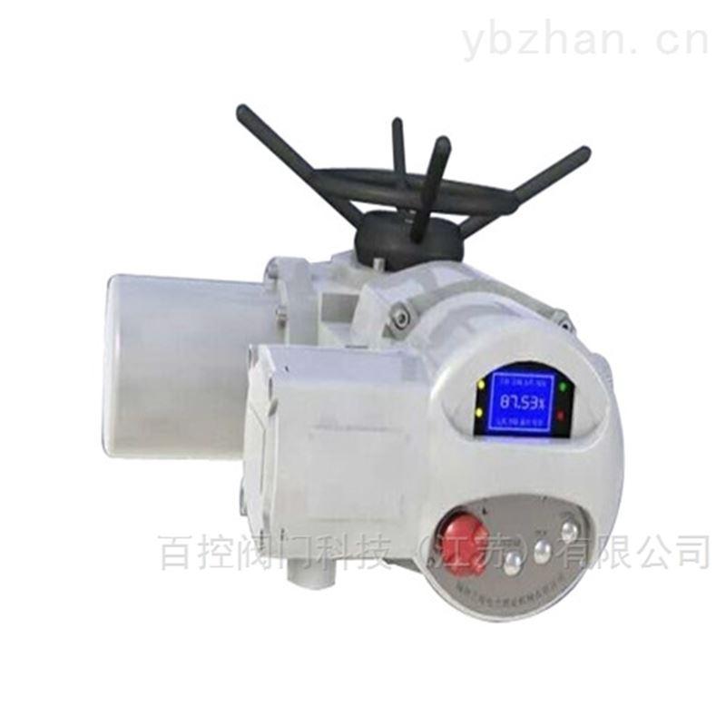 DZW多回转阀门电动装置应用