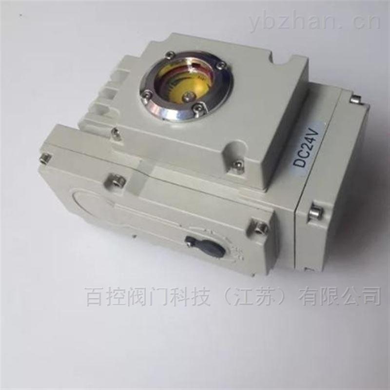 智能精小型阀门电动装置应用